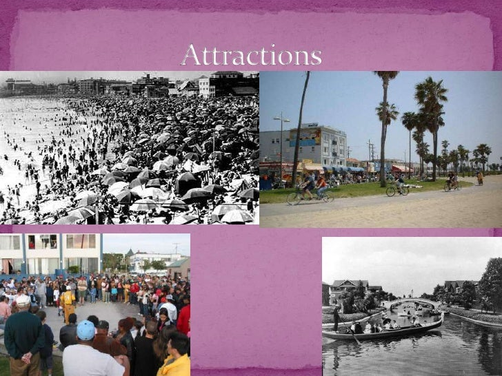 Attractions<br />