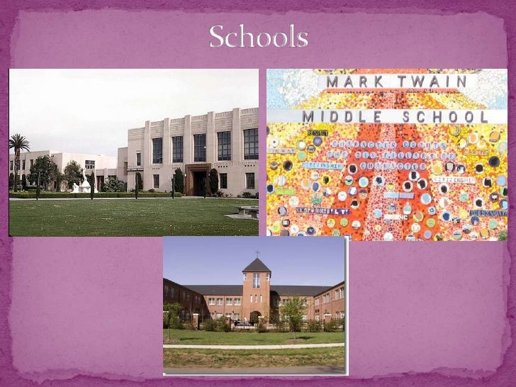 Schools<br />