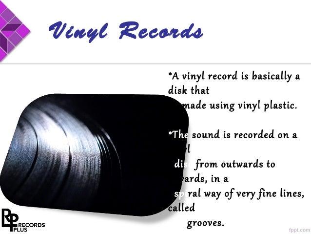 hisory of the vinyl record
