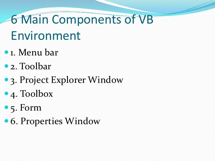 the history of visual basic Learn the fundamentals of c# version 7, including basic language syntax and object-oriented programming techniques.