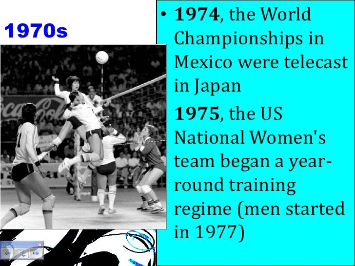 Volleyball History Pdf