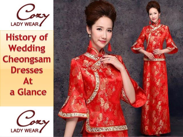 cheongsam dress history