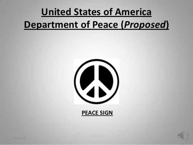 History Of World Peace Power Point Presentation C Thoorsell 16 2013