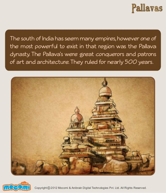 Pallavas - Pallava Dynasty – Mocomi com