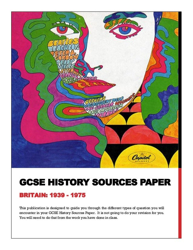 This publication is designed to guide you through the different types of question you willencounter in your GCSE History S...