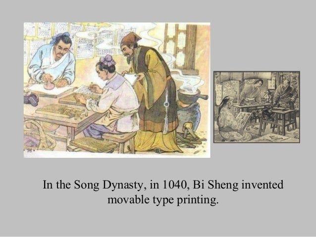 History of Printing Slide 3