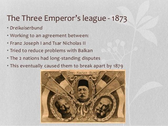 the three emperors league 1873