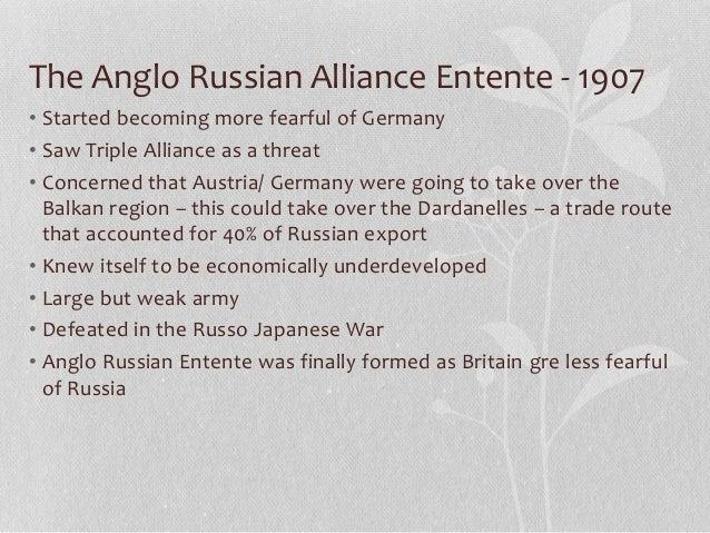 causes of 1st world war-essay