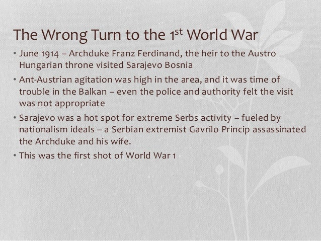 the many causes of the first world war A war is long over, but many still seek to learn its lessons  as much in the  very confusion surrounding the causes of the great war as in the.