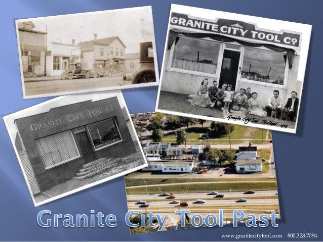 Granite City Tool History
