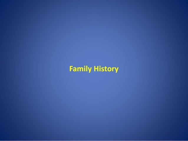 Ophthalmic history taking