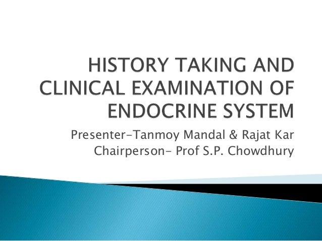 Presenter-Tanmoy Mandal & Rajat Kar  Chairperson- Prof S.P. Chowdhury