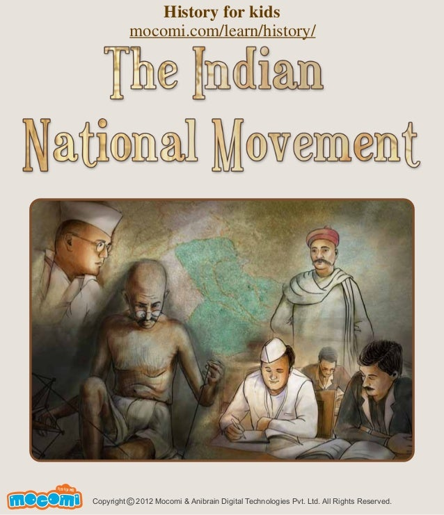 The Role of Women in Indian National Movement