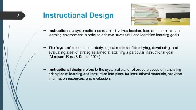 History Theories And Models Of Instructional Designing