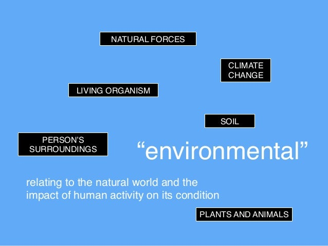 environmental planning in india