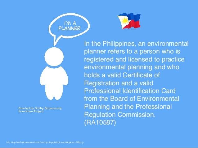 steps in environmental planning