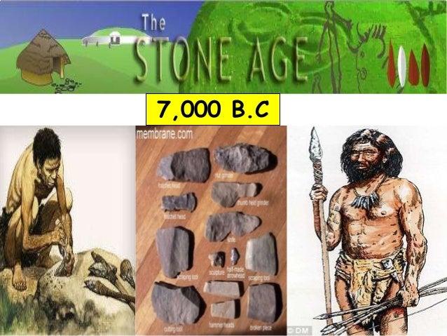 7,000 B.C