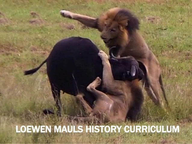 LOEWEN MAULS HISTORY CURRICULUM