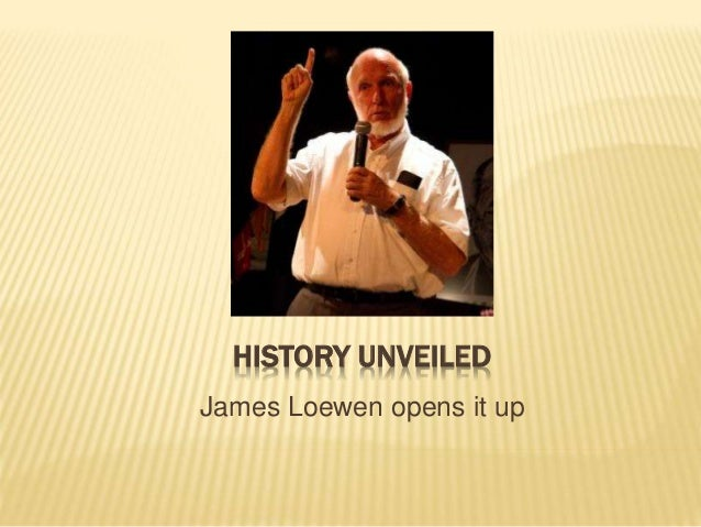History unveiled Slide 2