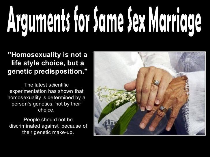 Is homisexuality genetic