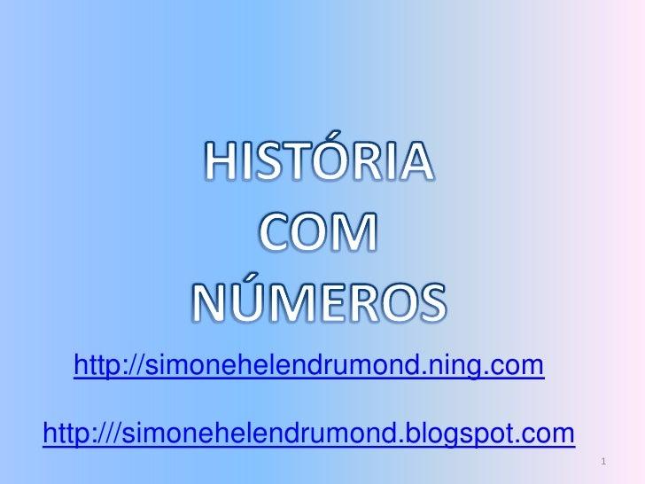 http://simonehelendrumond.ning.com  http:///simonehelendrumond.blogspot.com                                           1