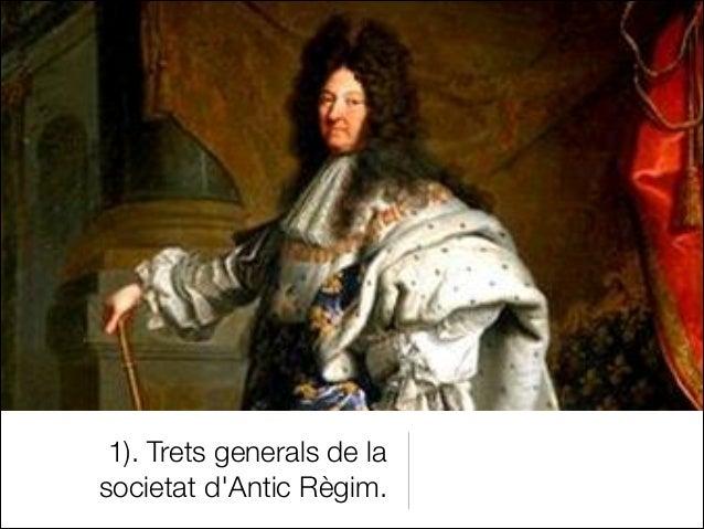 Història bloc IV: El final de l'Antic Règim. El segle XVIII. Slide 2