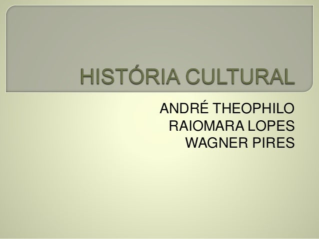 ANDRÉ THEOPHILO RAIOMARA LOPES WAGNER PIRES
