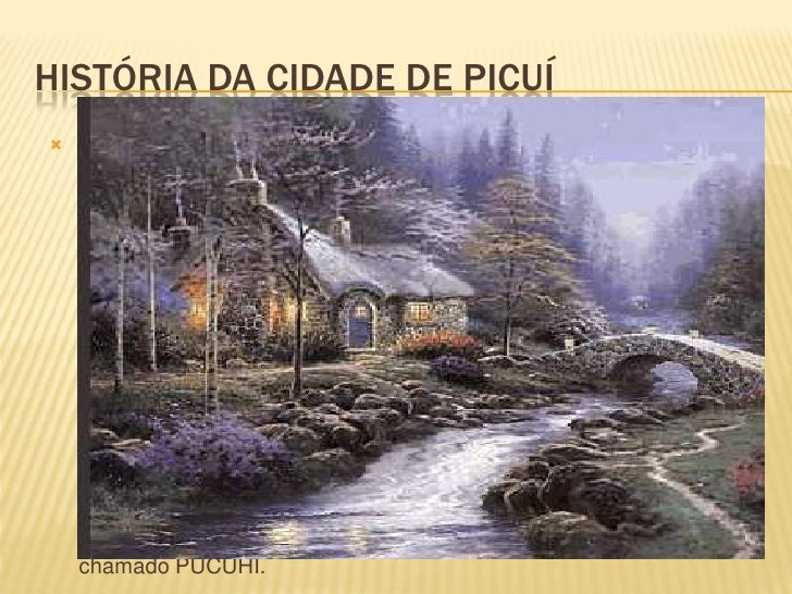 História da Cidade de Picuí<br />As primeiras incursões paracolonização de Picuí ocorreram entre 1704 e 1706, quando o Pre...