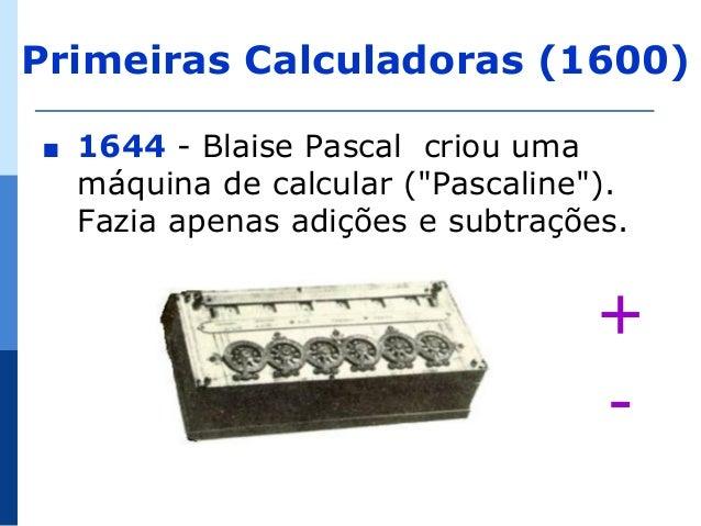 História da Tecnologia da Informação e Comunicação  Slide 3