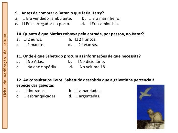 História de uma gaivota e do gato que a ensinou a voar, de Luis Sepúlveda