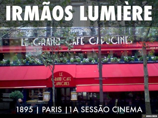 História do cinema - 1895-1905