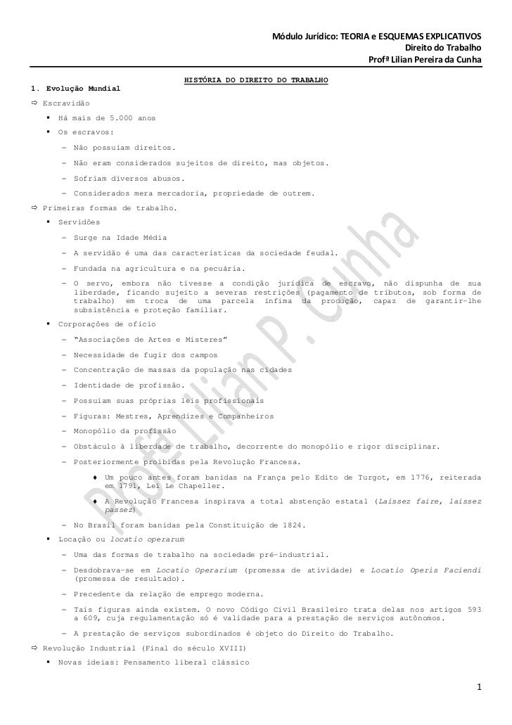 Módulo Jurídico: TEORIA e ESQUEMAS EXPLICATIVOS                                                                           ...