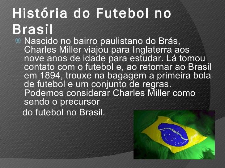 ... 14. História do Futebol ... 2e03a01c3e815