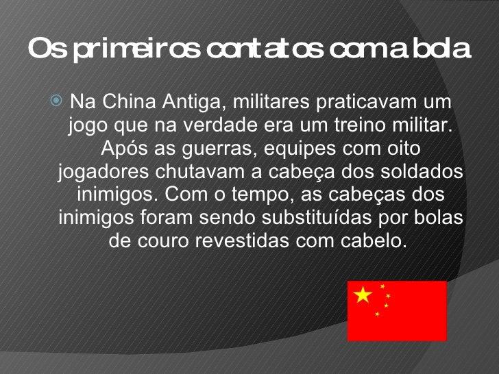 HistóRia Do Futebol 4f85c91c79026