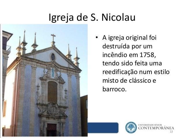 a2e74de91899 História do porto igreja de s. nicolau - artur filipe dos santos