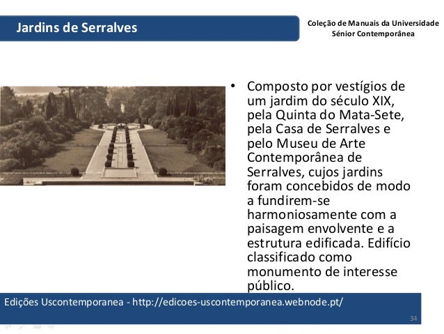 Jardins Do Museu De Serralves