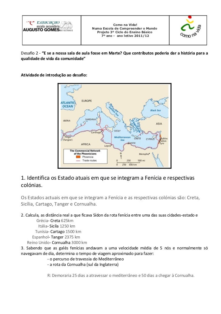 História geografia
