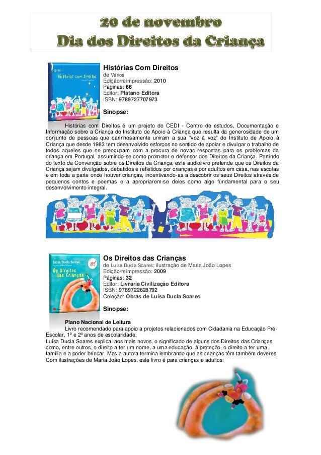 Meninos de Todas as Cores de Luísa Ducla Soares Edição/reimpressão: 2010 Páginas: 64 Editor: Edições Nova Gaia ISBN: 97897...