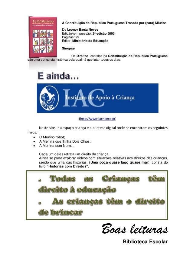 Histórias com direitos (2)