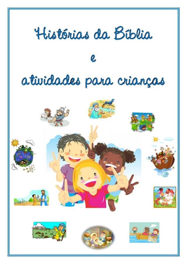 Populares Histórias da bíblia e atividades para crianças HK85