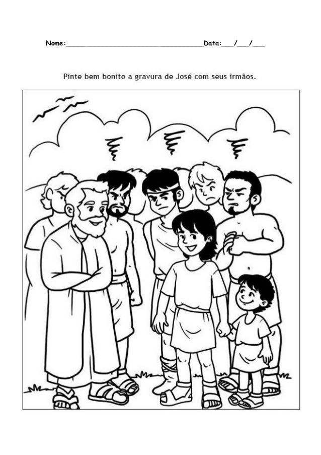 Historias Da Biblia E Atividades Para Criancas