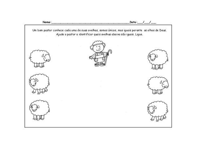Historias Biblicas Infantil Com Atividades Para Imprimir