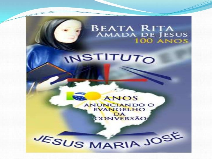 Nome civil: Rita Lopes de AlmeidaNome Religioso: Rita Amada de JesusData de nascimento: 05 de março de 1848Naturalidade: C...
