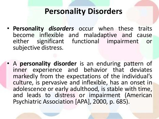 histrionic personality disorder Comorbidities are common, particularly other personality disorders (antisocial, borderline, narcissistic), suggesting that these disorders share a biologic vulnerability or casting doubt on whether histrionic personality disorder is a separate disorder.