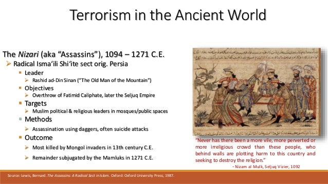 history of terorism To counter terrorism, the fbi's top investigative priority, we use our investigative and intelligence capabilities to neutralize domestic extremists and help dismantle terrorist networks worldwide.