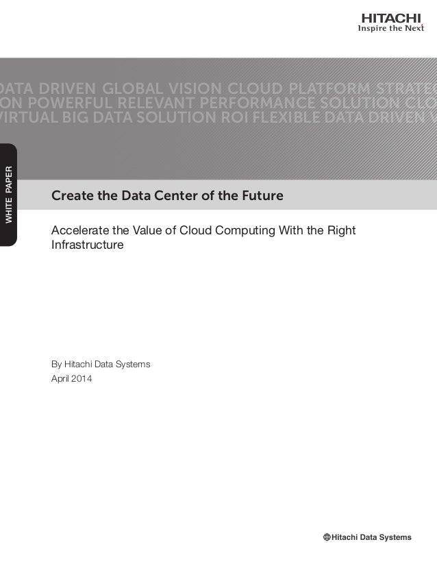 how to create cloud data center