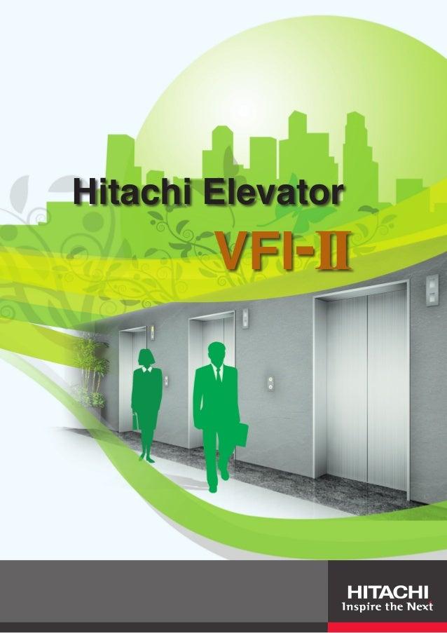 Hitachi elevator, vfi ii (updated oct 2013) full