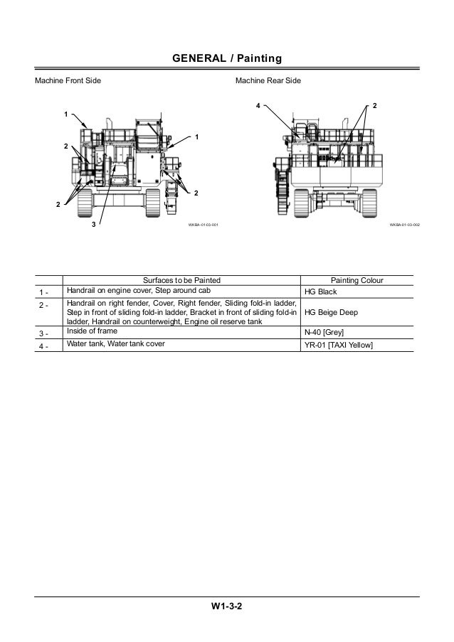 Hitachi ex2600 6 hydraulic excavator service repair manual