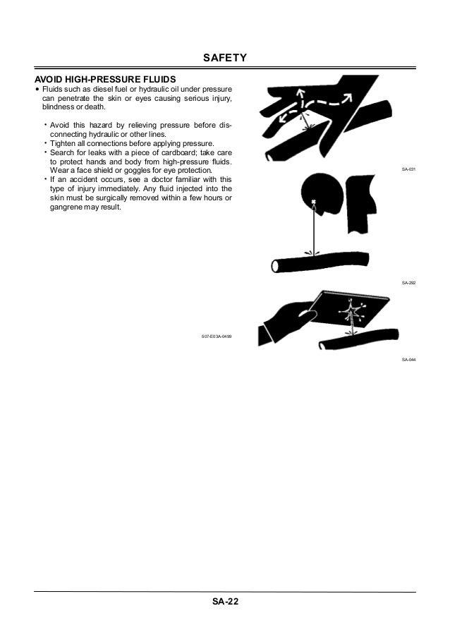 Hitachi ex3600 6 hydraulic excavator service repair manual