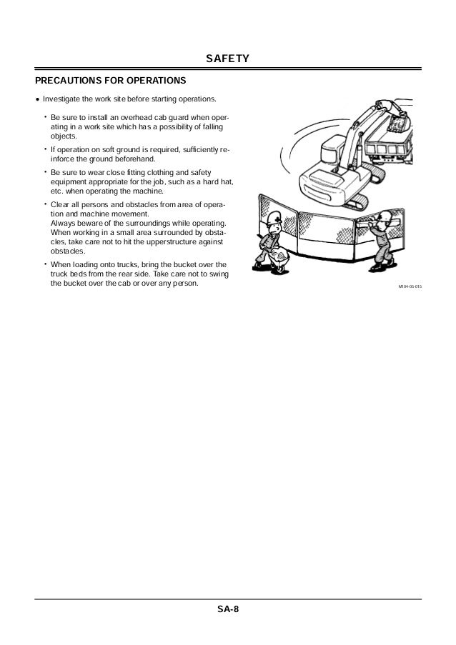 Hitachi ex5600 6 bh excavator service repair manual